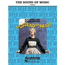 Hal Leonard The Sound of Music (Viola) Instrumental Solo Series