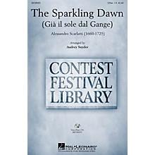 Hal Leonard The Sparkling Dawn (Gia il sole dal gange) 2-Part arranged by Audrey Snyder