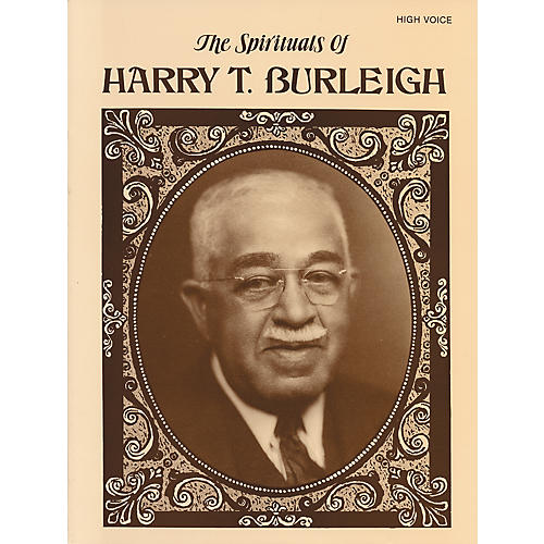 Alfred The Spirituals of Harry T Burleigh - High Voice