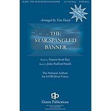 Gentry Publications The Star-Spangled Banner SATB a cappella Arranged by Tim Sharp