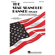 Hal Leonard The Star Spangled Banner (Sandi Patty Version) SATB by Sandi Patti arranged by John Higgins