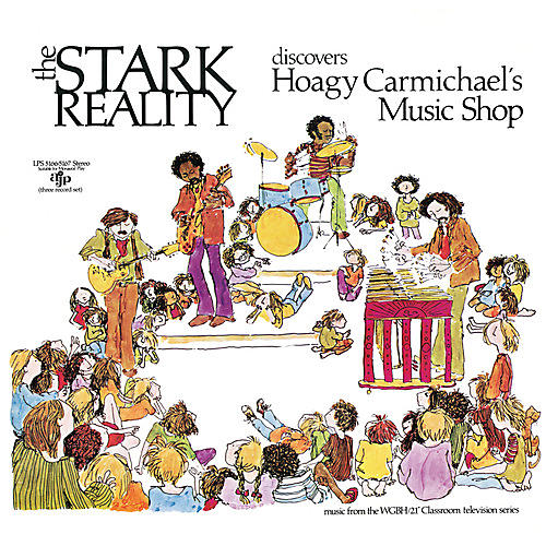 Alliance The Stark Reality - Discovers Hoagy Carmichael's Music Shop