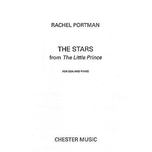 Chester Music The Stars (The Little Prince) SSA Composed by Rachel Portman