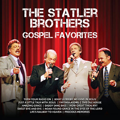The Statler Brothers - The Statler Brothers Gospel ICON (CD)
