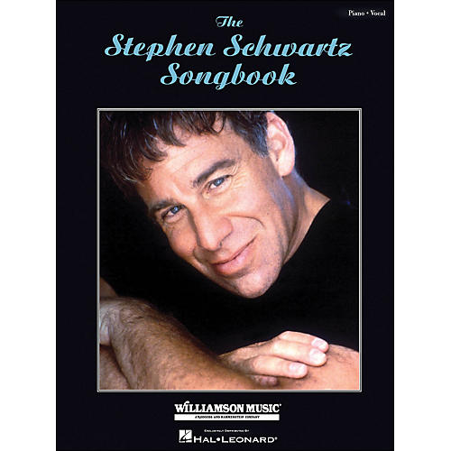 Hal Leonard The Stephen Schwartz Songbook arranged for piano, vocal, and guitar (P/V/G)