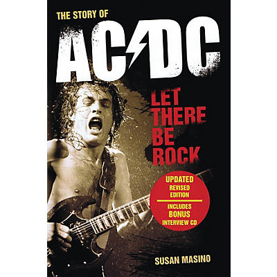 Omnibus The Story of AC/DC - Let There Be Rock Omnibus Press Series Softcover
