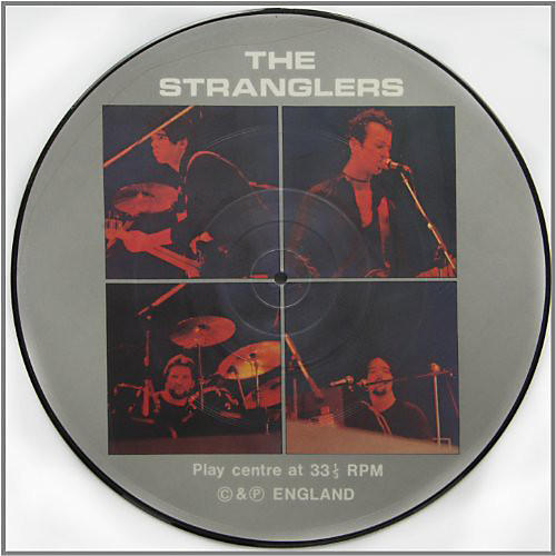 Alliance The Stranglers - Interview Picture Disc