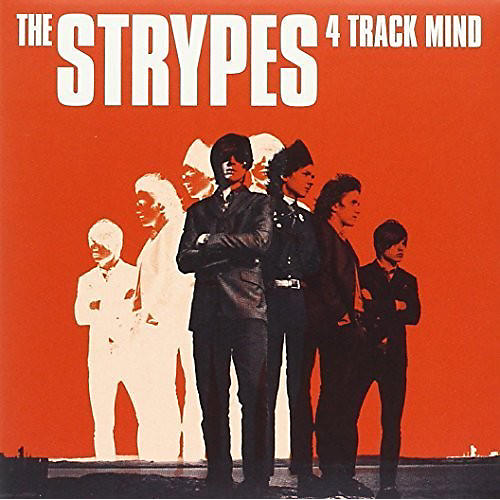Alliance The Strypes - 4 Track Mind EP