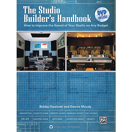 Alfred The Studio Builder's Handbook with DVD