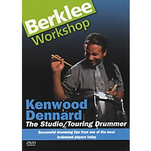 Berklee Press The Studio/Touring Drummer (DVD)