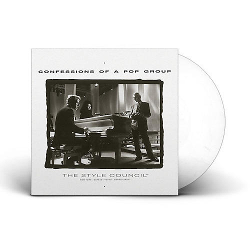 Alliance The Style Council - Confessions Of A Pop Group (White Vinyl)