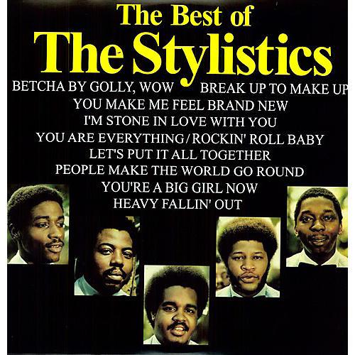 Alliance The Stylistics - The Best Of The Stylistics