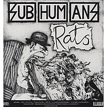 The Subhumans - Time Flies & Rats