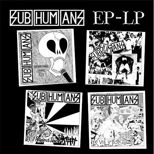 Alliance The Subhumans - Vinyl EP
