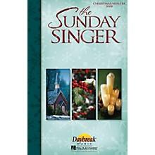 Daybreak Music The Sunday Singer - Christmas/Winter 2008 Singer 10 Pak