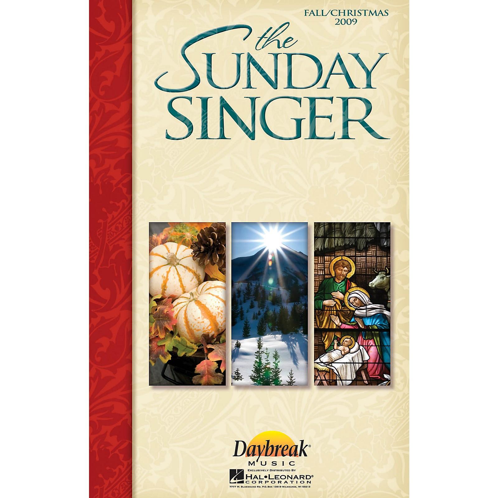 Daybreak Music The Sunday Singer (Fall/Christmas 2009) PREV CD   Musician's Friend