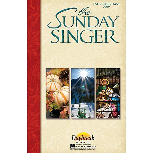 Daybreak Music The Sunday Singer (Fall/Christmas 2009) PREV CD