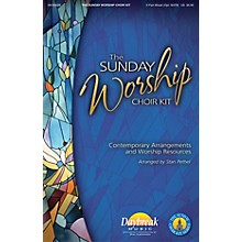 Daybreak Music The Sunday Worship Choir Kit 2-Part Mixed (opt. SATB) arranged by Stan Pethel
