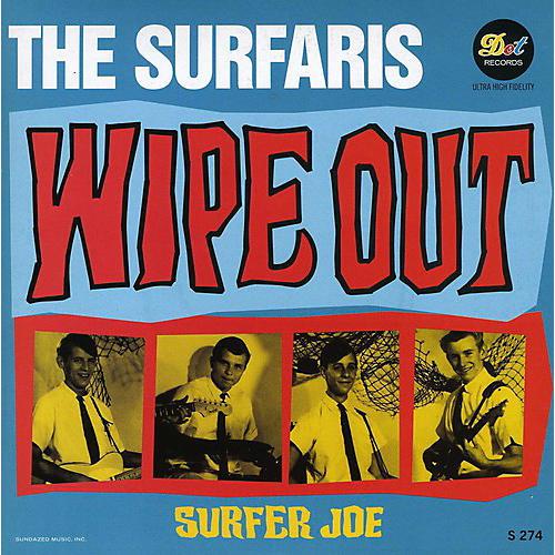 Alliance The Surfaris - Wipe out/Surfer Joe
