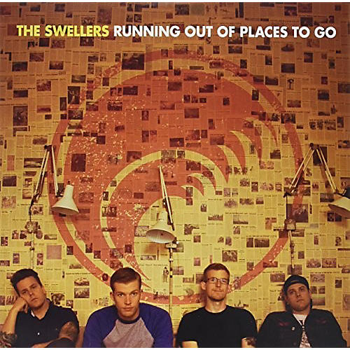 Alliance The Swellers - Running Out of Places to Go