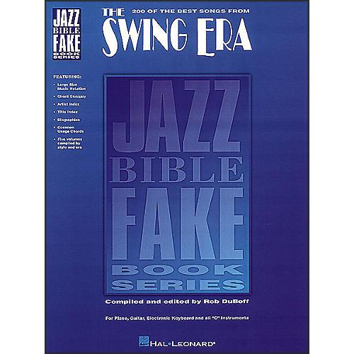 Hal Leonard The Swing Era - Jazz Bible Series
