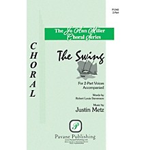 Pavane The Swing SA composed by Justin Metz