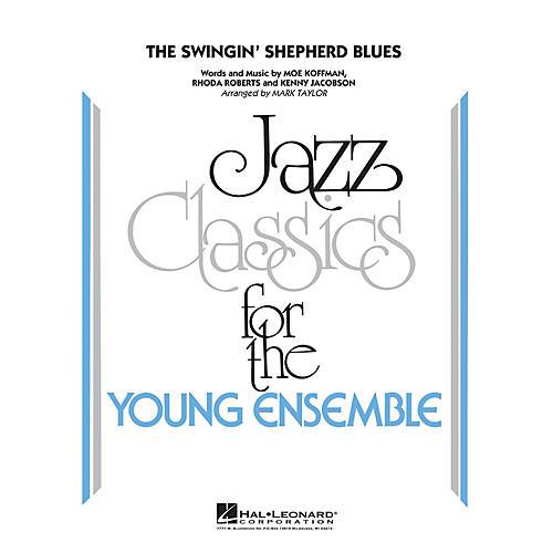 Hal Leonard The Swingin' Shepherd Blues Jazz Band Level 3 Arranged by Mark Taylor
