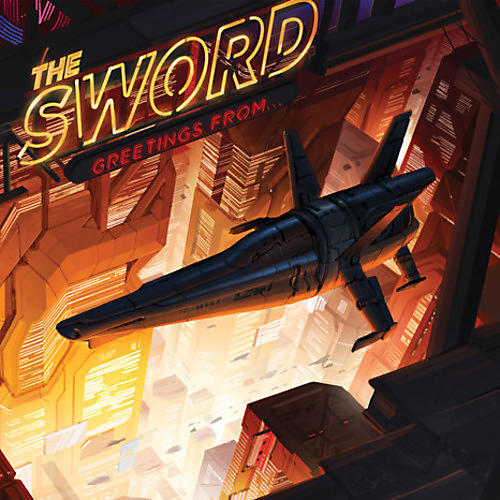 Alliance The Sword - Greetings From
