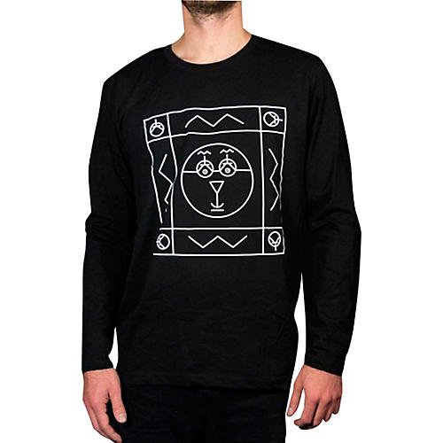 Moog The Symbol Long Sleeve T-Shirt Small
