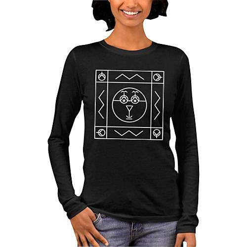 Moog The Symbol Women's  Long Sleeve T-Shirt Medium