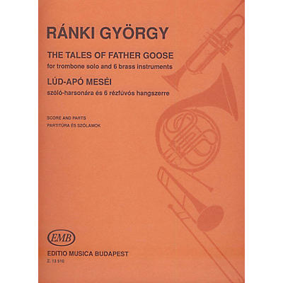 Editio Musica Budapest The Tales of Father Goose EMB Series