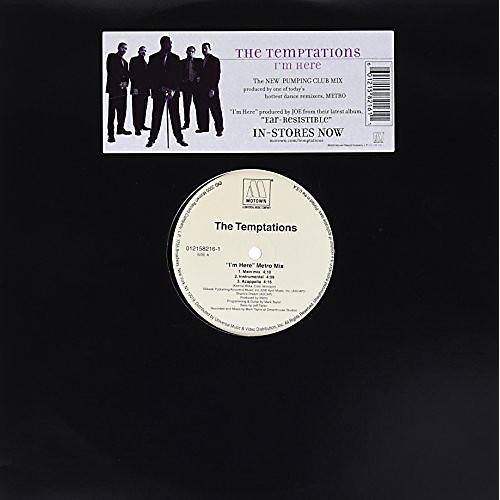 Alliance The Temptations - I'm Here (Metro Mix)