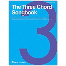 Hal Leonard The Three Chord Songbook Piano/Vocal/Guitar Songbook