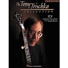 Hal Leonard The Tony Trischka Collection Banjo Tab Book