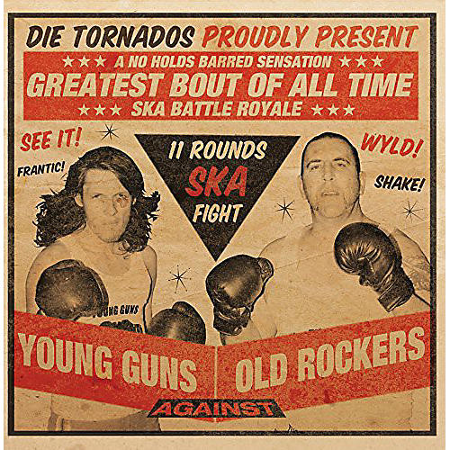 Alliance The Tornados - Young Guns Against Old