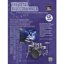 Alfred The Total Blues Drummer  Book/CD