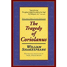 Applause Books The Tragedie of Coriolanus Applause Books Series Softcover Written by William Shakespeare