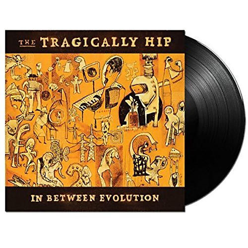 Alliance The Tragically Hip - In Between Evolution