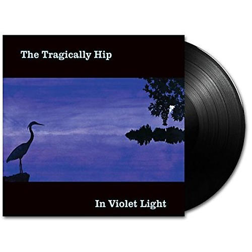 Alliance The Tragically Hip - In Violet Light
