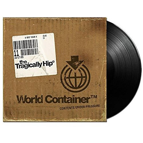 Alliance The Tragically Hip - World Container