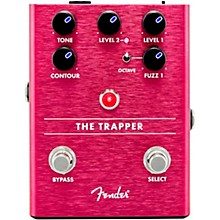 Fender The Trapper Dual Fuzz Effects Pedal
