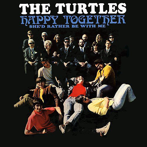 Alliance The Turtles - Happy Together