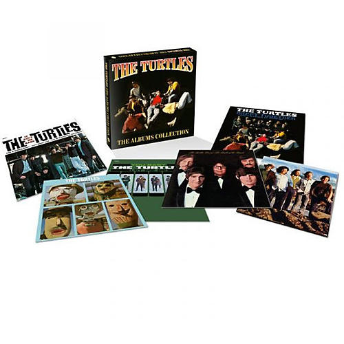 Alliance The Turtles - The TURTLES Albums Collection