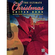 Alfred The Ultimate Christmas Guitar Book