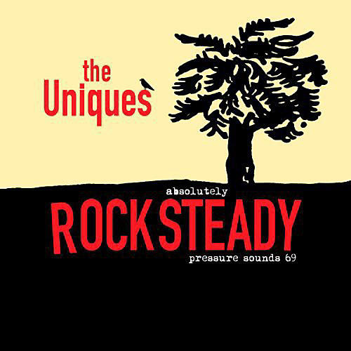 Alliance The Uniques - Absolutely Rocksteady