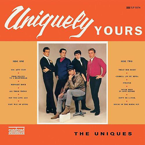 Alliance The Uniques - Uniquely Yours
