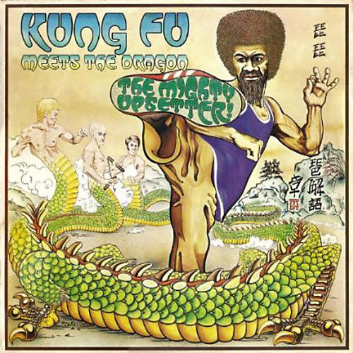 Alliance The Upsetters - Kung Fu Meets the Dragon