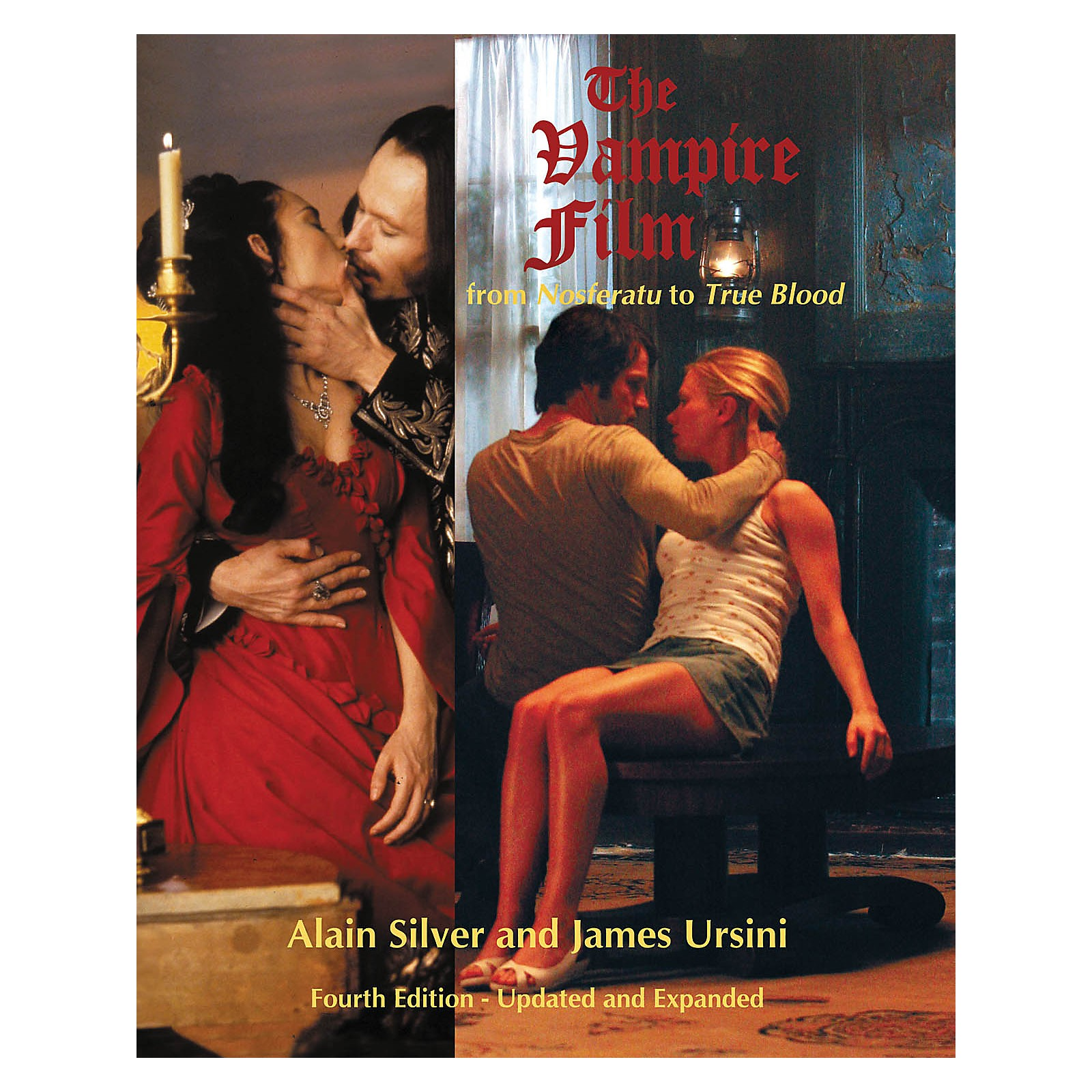 Limelight Editions The Vampire Film Limelight Series Softcover Written by Alain Silver