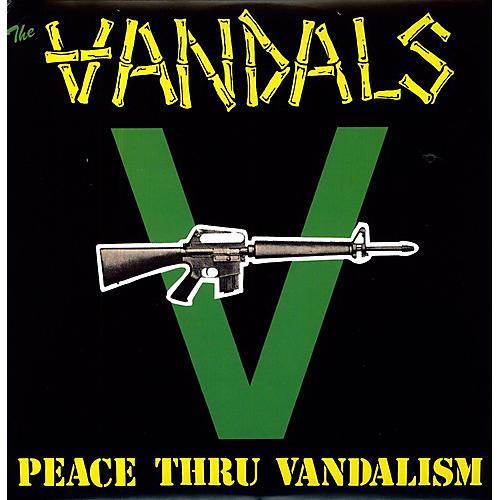 Alliance The Vandals - Peace Thru Vandalism