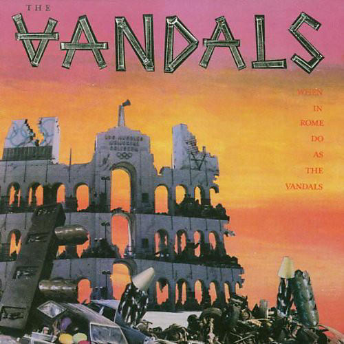 Alliance The Vandals - When in Rome Do As the Vandals